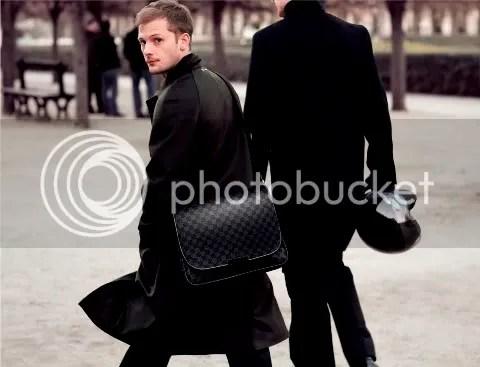 Louis Vuitton Damier Graphite Renzo