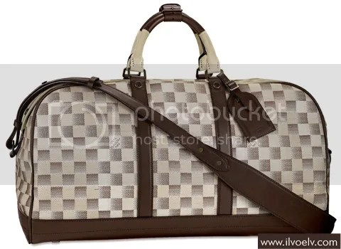 Louis Vuitton Damier Lune Sport Bag