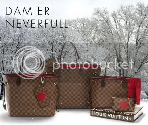 Louis Vuitton Damier Neverfull