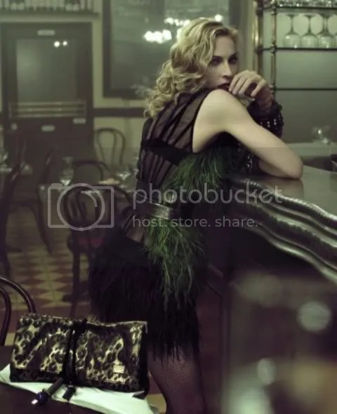 New Photos from Louis Vuitton Spring/Summer 2009 Ad Campaign