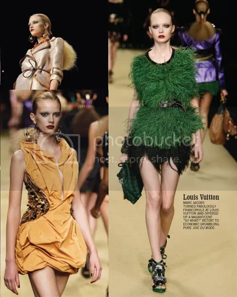 WWD: Top Ten Collections of Spring 2009
