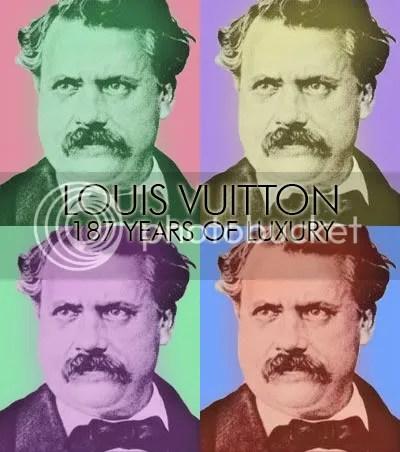 Joyeux Anniversaire M. Louis Vuitton