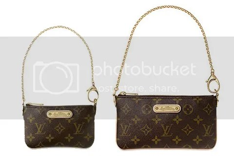 Louis Vuitton Milla Pochette
