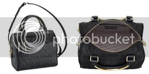Louis Vuitton Paris Speedy Mini
