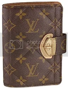 Louis Vuitton Monogram Etoile Agenda Cover