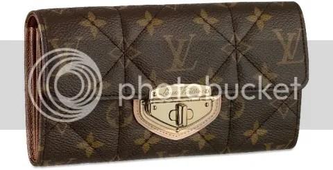 Louis Vuitton Monogram Etoile Sarah Wallet