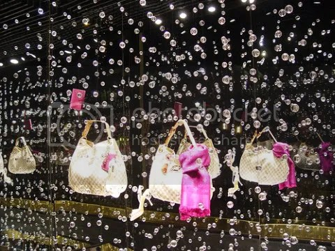 Louis Vuitton Holiday 2008 Window Display