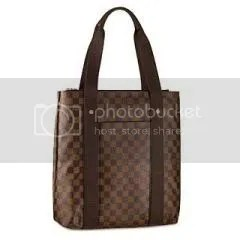Louis Vuitton Beaubourg in Damier Canvas