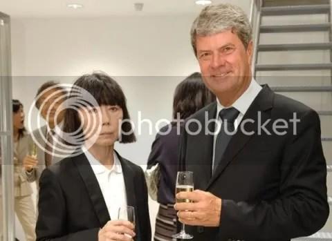 Louis Vuitton at Comme des Garçons Store Opens