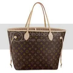 Louis Vuitton Neverfull in Monogram Canvas