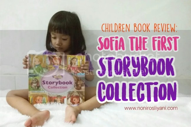 Children Book Review: Sofia The First Storybook Collection.jpg