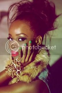 Cherine #1 NY Reggae Charts