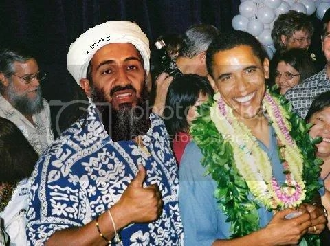 Obama Bin Laden Pictures, Images and Photos