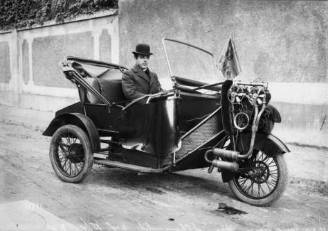 Phanomobile de 1912