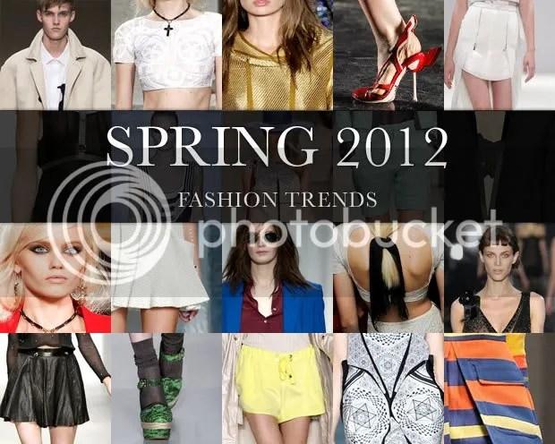 Fashion World This Spring