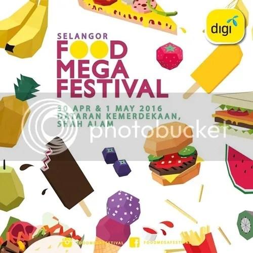 selangor food mega festival