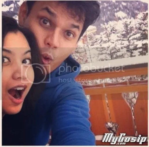 gambar honeymoon lisa yusry