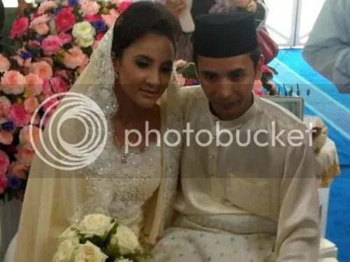 gambar pernikahan azza elite