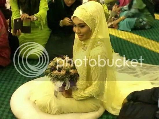 aishah zainal kahwin