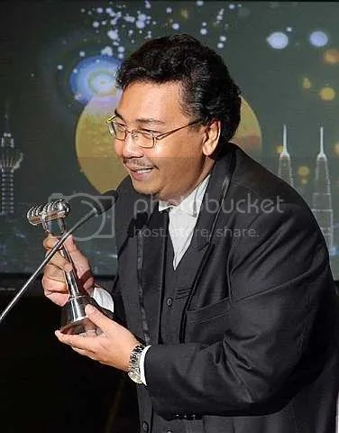 Tahniah! Adnan Abu Hassan Terima Gelaran 'Datuk'