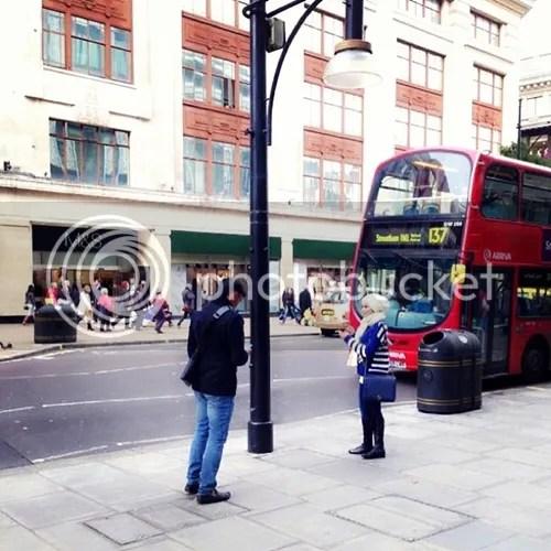 ayu raudhah di London