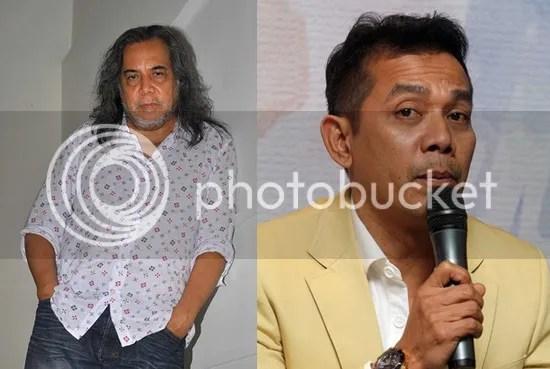Darjah Mulia Seri Melaka (DMSM) manakala Ramli, 61, menerima DMSM