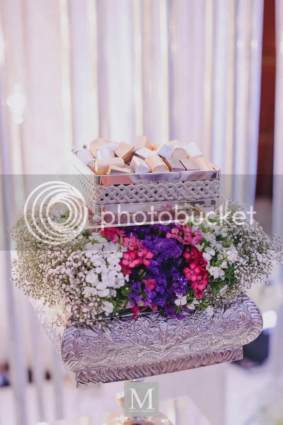 Majlis Pernikahan Artis Anzalna Nasir Dan Barang Hantaran