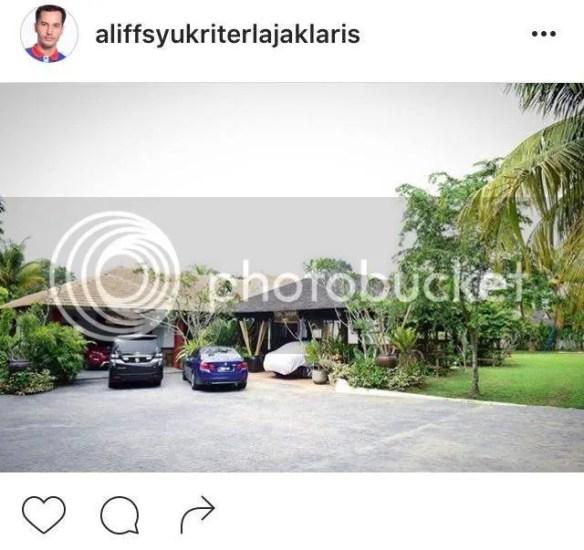 Muat Naik Kapsyen Rumah 8 Bilik Kurang Selesa Dan Kecil – Datuk Aliff Syukri Dituduh Riak Oleh Netizen