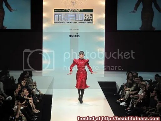 malaysia international fashion week