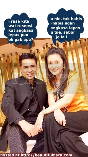 Dr Sheikh Muszaphar dan Dr Halina