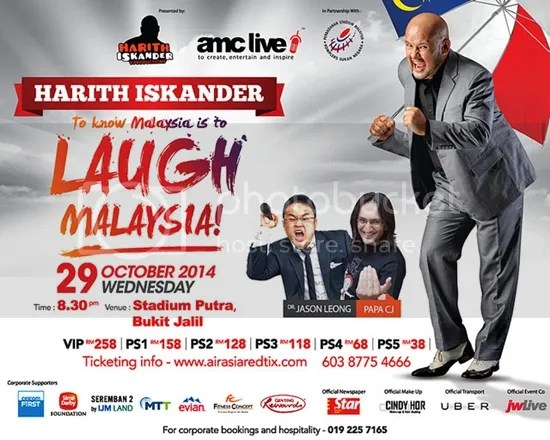 LAUGH MALAYSIA