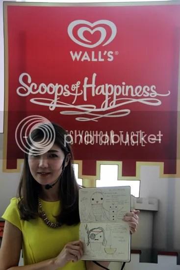 walls scoop of happinness