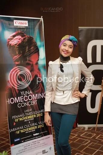 yuna homecoming