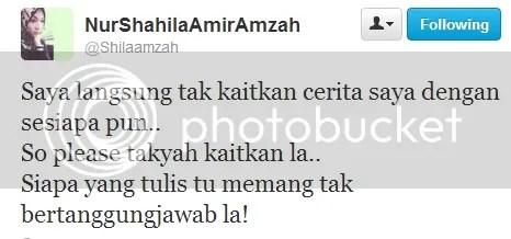 Sharnaaz Ahmad: Kalau Tak Puas Hati, Datang Jumpa Saya! - Terbakor