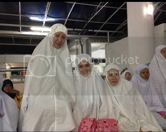 nora danish tarawih