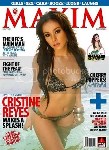 cristine reyes