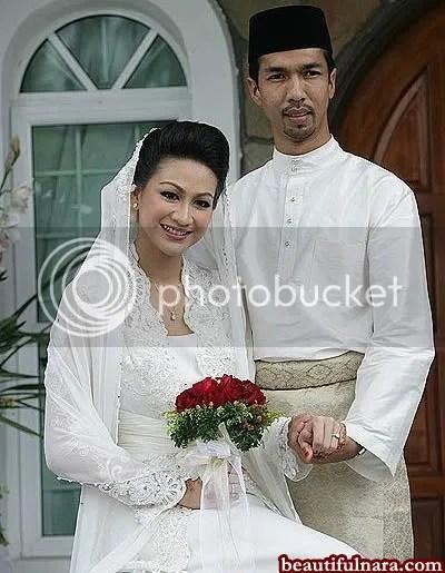 gambar kahwin dynaz