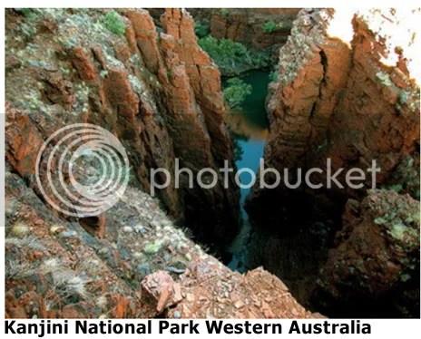 kanjini national park