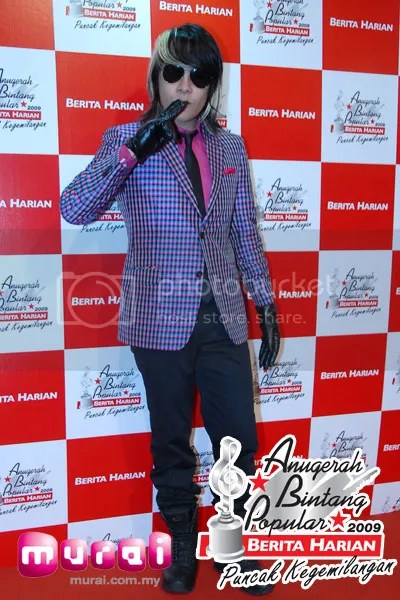 tiz zaqyah red carpet abpbh2009