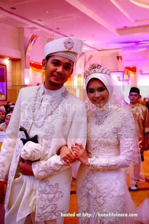 gambar nikah aida gadis melayu