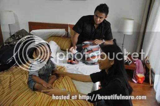 gambar anak artis malaysia