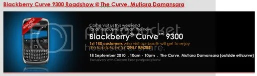 bb curve 9300