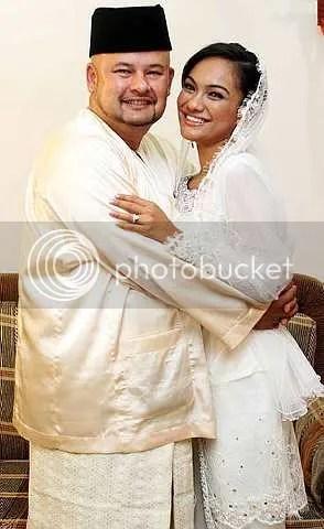 gambar kahwin harith iskandar jezamine lim