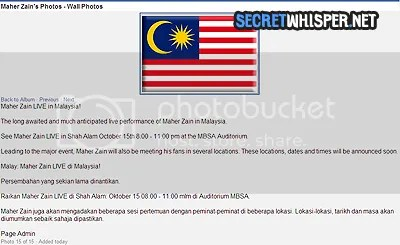 konsert maher zain di malaysia