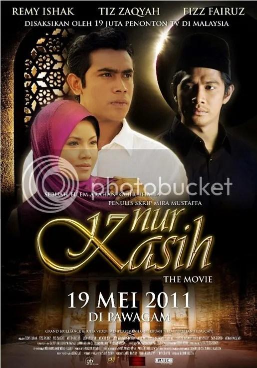 review filem nur kasih