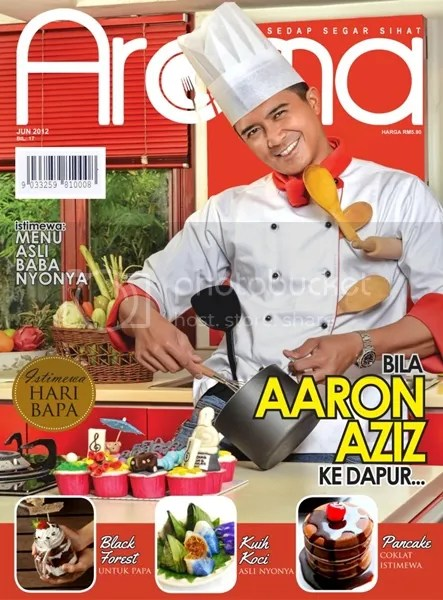 aaron aziz chef