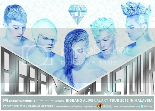 ticket big bang konsert