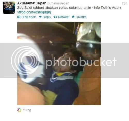Mamat Sepah Berhenti Gunakan Twitter Selepas Insiden Penyebaran Gambar