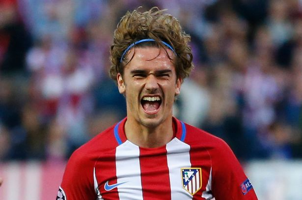 manchester united fans try to convince world they are not bothered about antoine griezmann staying at atletico madrid