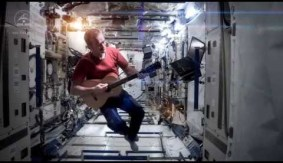 Space oddity, indeed: 18 talks from astronauts, including Chris&nbsp;Hadfield